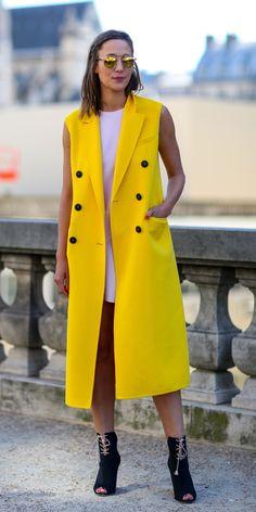TREND TUESDAY   Sleeveless Coats