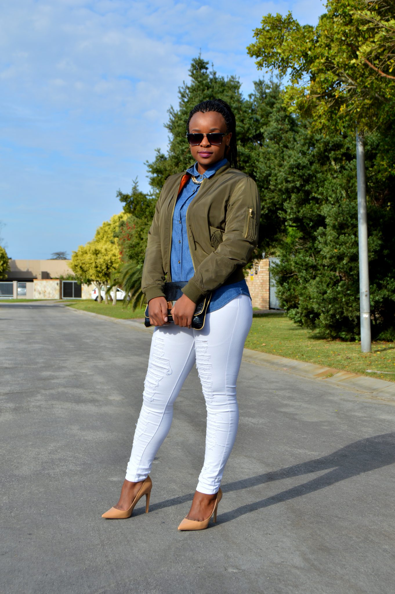 Laurina Machite South African Fashion Blogger Crisp