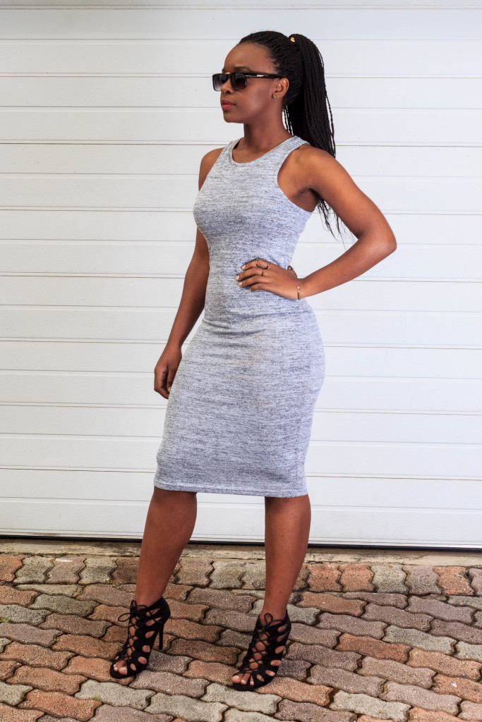 Laurina Machite South African Fashion Blogger A Simple Grey