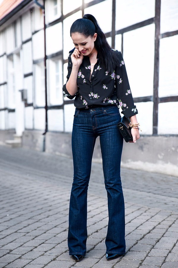 Laurina Machite South African Fashion Blogger Has the Skinny Jean Era Come to An End