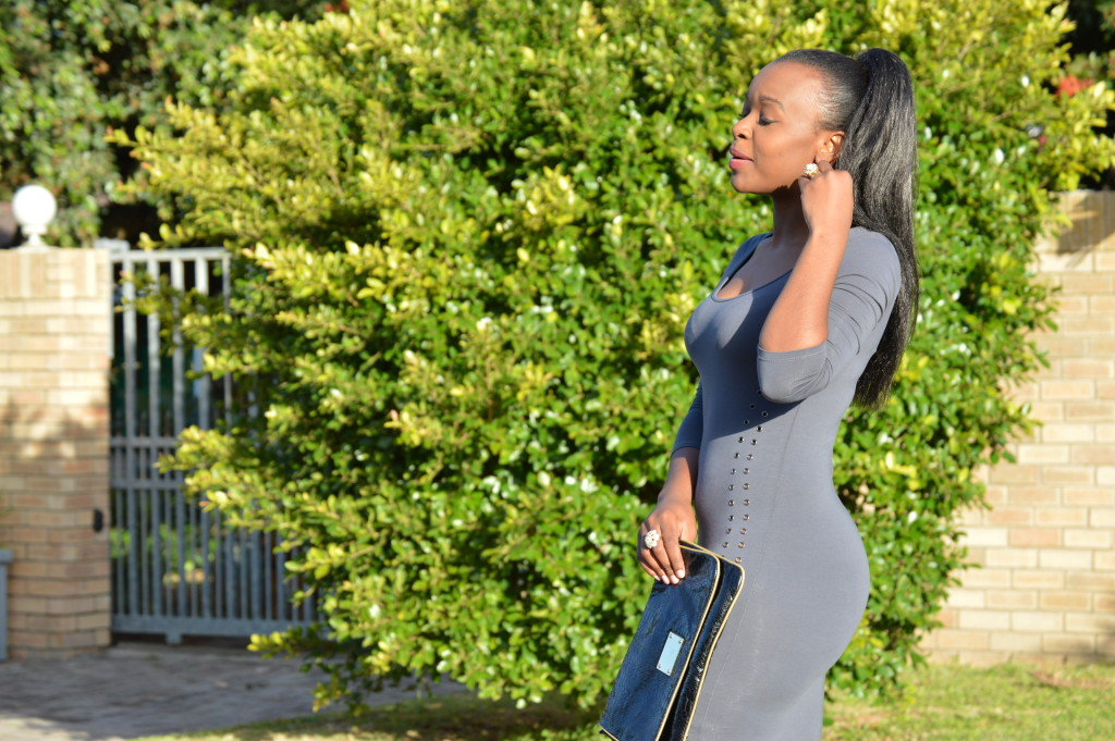 Laurina Machite South African Fashion Blogger Shade of Grey