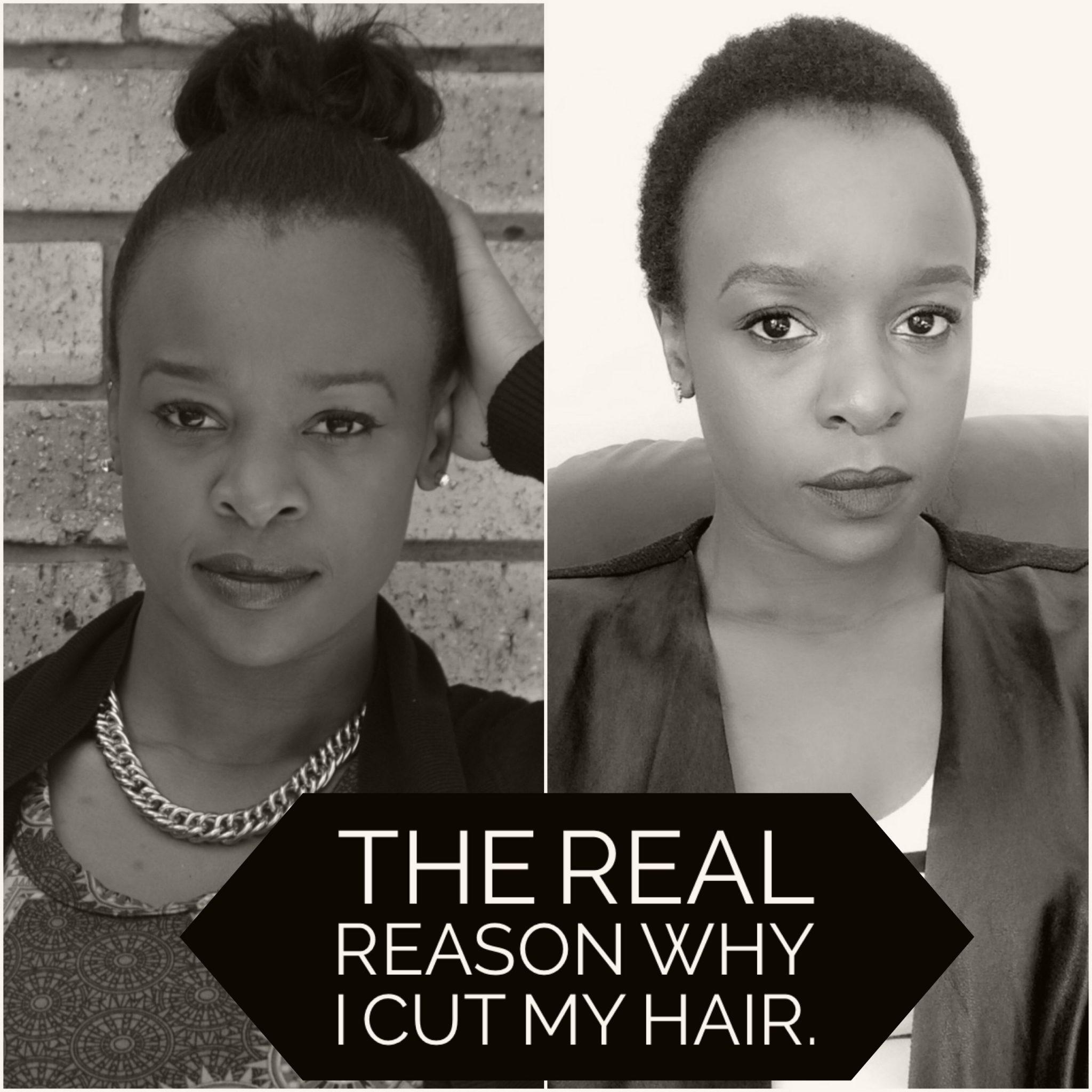 Laurina Machite Fashion Beauty Fashion Blogger The Real Reason Why I Cut My Hair