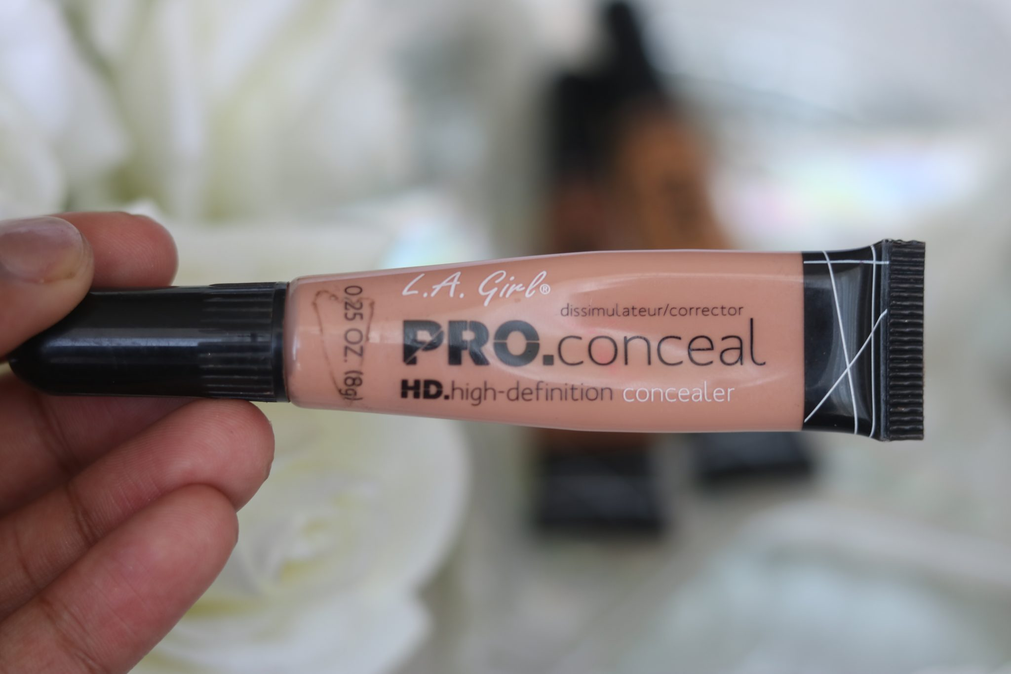 how to choose the right concealer la girl pro conceal concealer laurina machite