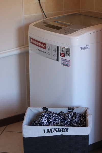 LG Smart Inverter (Top-Loader) Washing Machine Helps Me Stay Fashionable | Review
