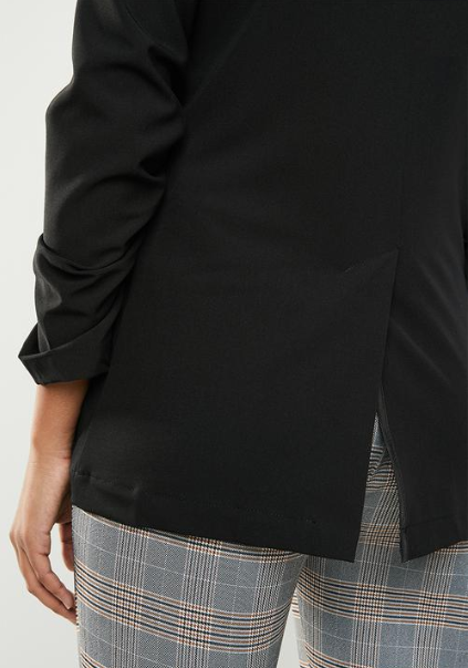 Superbalist Sleeve Blazer Closeup