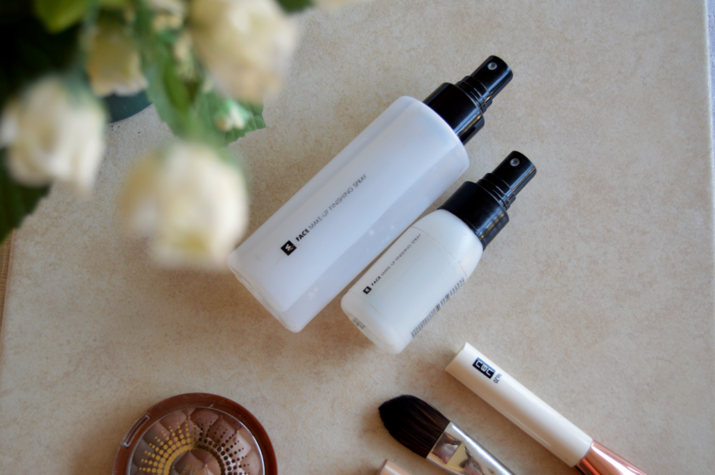 Review: Woolworths Makeup Finishing Spray